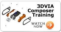 3DVia Composer Training Video - Watch Online