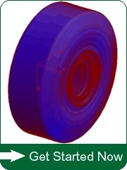 Simulia Abaqus Non-Linear FEA Training from Practising Engineering Professionals at EGS India
