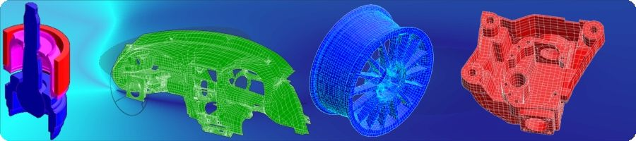 Automobile Finite Element Analysis - Consultants in FEA since 1993... EGS India