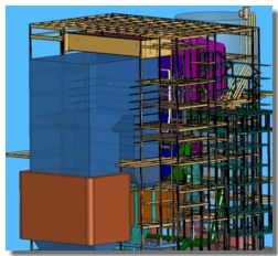 SolidWorks Simulation in Boiler Applications