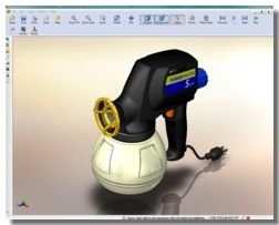 SolidWorks In Action - Session Window Image
