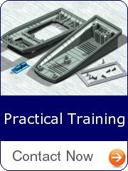 Contact EGS India for SolidWorks Mould Design Training