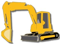 Dumper Excavator design validation using SolidWorks Simulation