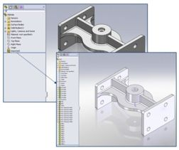 Feature Works for Feature Recognition of Imported 3D CAD Geometry
