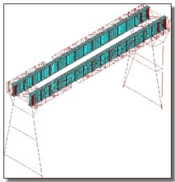 Finite Element Analysis of Gantry Crane by EGS India