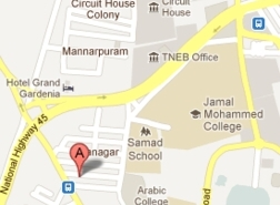 Map of EGS