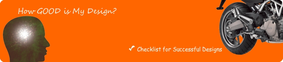 White Paper: How Good is my Design - Checklist for Successful Designs