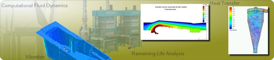 Power Plant Engineering - Equipment Finite Element Analysis by EGS India - Engineering Services Provider since 1993...