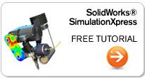 Simulation Xpress Free Tutorial