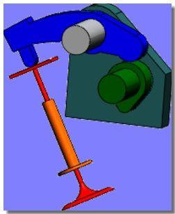 SolidWorks Motion Simulation for CAM Operation