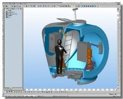 SolidWorks Simulation in Alternate Energy Sources Design Validation