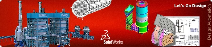 SolidWorks in Process Applications
