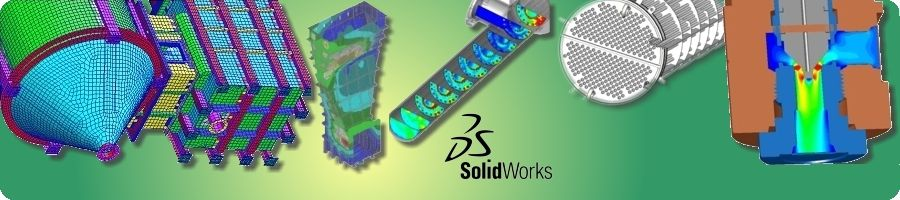 SolidWorks Simulation - Benefits for Process Equipment Design Engineers