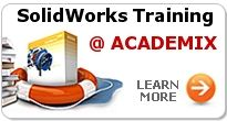 SolidWorks Training by ACADEMIX - Training Division of EGS India - SolidWorks Reseller since 1999