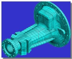 Rear Axle Design and Optimization for Tractor Applications - FEA by EGS India