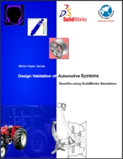 White Paper on FEA of Automotive Systems